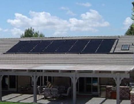 Amazon Com Alek Shop Solar Panels Energy Swimming Pool Sun