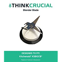 Kitchenaid Blender Blade & Gasket Seal, Part # KSBGCB