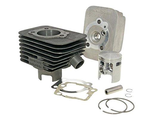 zylinderkit MALOSSI Sport CVF 63 ccm per Piaggio, Vespa Ciao, PX50 (10 mm bullone pistone) PX50(10mm bullone pistone)