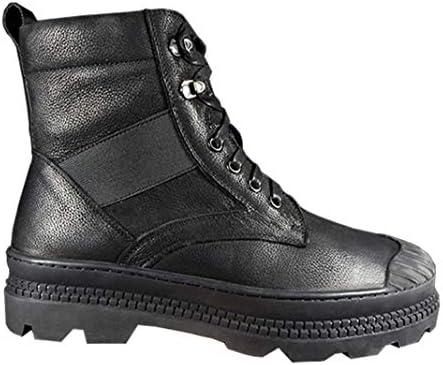 スノーブーツ メンズ オシャレ ショートブーツ 裏起毛 カジュアル 防水 滑り止めドレープブーツ フォーマル ブーツ 靴 ワークブーツ 革靴 ビジネス ハイカット 革靴 トレッキングブーツ 雪靴 おしゃれ