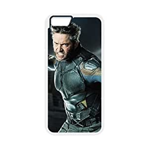 Wolverine iPhone 6 Plus 5.5 Inch Cell Phone Case White Ybrnj