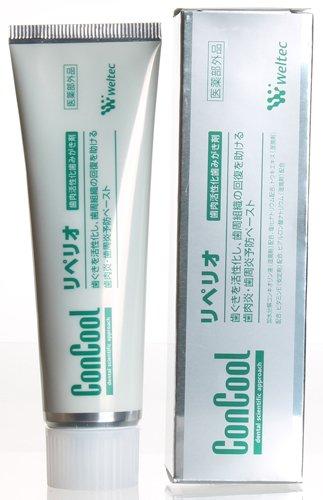 コンクール リペリオ(薬用歯磨材) product image