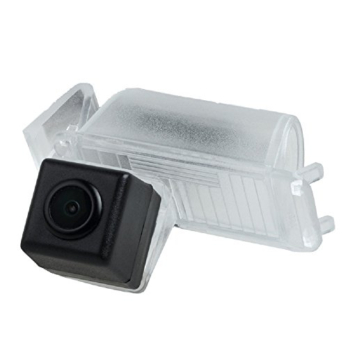 Reversing Vehicle-Specific Camera Integrated in Number Plate Light License Rear View Backup camera for Park Avenue,New Sail, Camaro Bumblebee