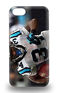 Popular Iphone New Style Durable Iphone 5/5s 3D PC Soft Case NFL Carolina Panthers DeAngelo Williams #34 ( Custom Picture iPhone 6, iPhone 6 PLUS, iPhone 5, iPhone 5S, iPhone 5C, iPhone 4, iPhone 4S,Galaxy S6,Galaxy S5,Galaxy S4,Galaxy S3,Note 3,iPad Mini-Mini 2,iPad Air )