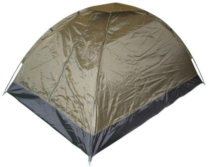 Mil-tec Two Man Olive Green Igloo Tent – Superior