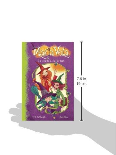 Amazon.com: La escuela de brujas (Makia vela) (Spanish ...