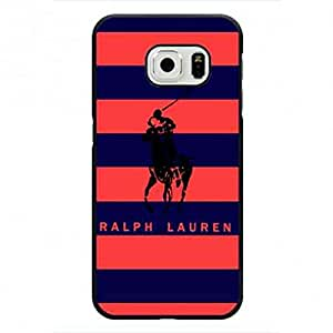 Personal Polo Ralph Lauren Series Hard Phone Case,High Quality Protective Case for Samsung Galaxy S6Edge