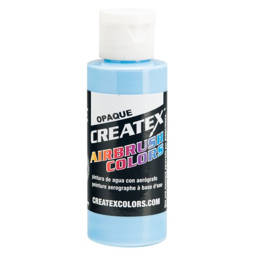 1 Gal. of Opaque Sky Blue #5207-GL CREATEX AIRBRUSH COLORS Hobby Craft Art PAINT by Createx
