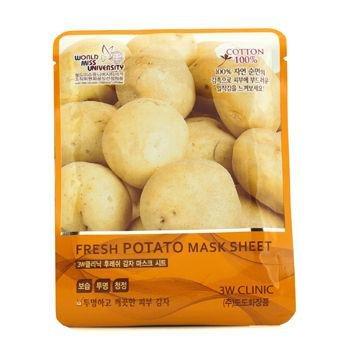 Kết quả hình ảnh cho 3w clinic potato