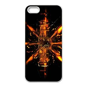 iphone5 5s phone cases White Alesso cell phone cases Beautiful gifts PYSY9405423