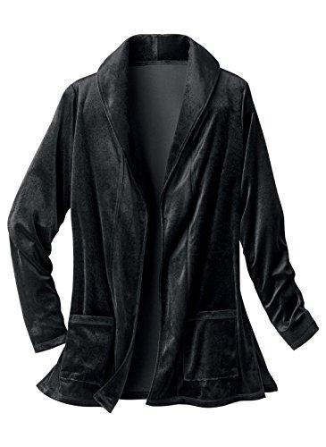 Velour Jacket - 8