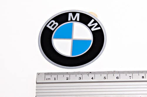 Emblema para tapacubos de 57 mm para BMW E12 E28 E24 E23 36131181106
