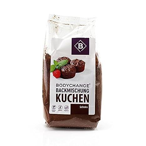 Bodychange Schoko Kuchen Backmischung 240g Glutenfrei Ohne