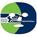 Siskiyou NFL Seattle Seahawks Game Day Face Temporary Tattoo