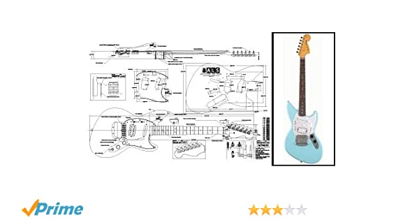 fender jagstang wiring diagram wiring diagrams dean cadillac select amazon com plan of fender jagstang electric guitar full scale fender cabronita wiring diagram fender jagstang wiring diagram