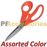 Assorted Color 7 inch Floral Tool Flower Scissors Garden Pruning Shear Pruner