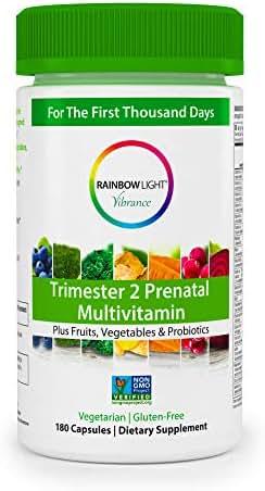 Multivitamins: Rainbow Light Trimester 2 Prenatal