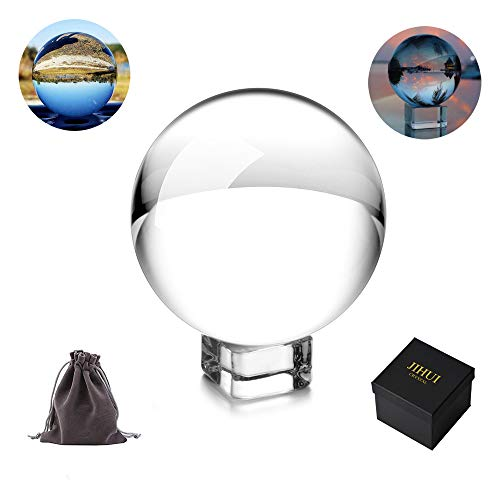 Crystal Sphere Glass Ball 2.36 (60mm) Clear