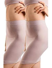 MD Body Shaper Firming Half Slip for Women Shapewear