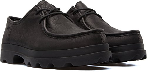 Negro Planos Mil Zapatos Mujer 026 22095 Camper 4qYRwgUq
