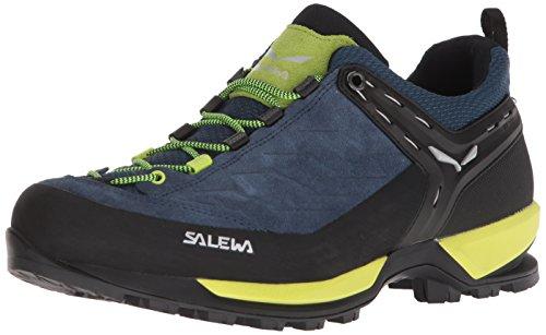 Salewa Mannen Ms Mtn Trainer Trekking- & Wandelschoenen Turquoise (poseidon / Zwavel Voorjaar 8965)