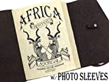 Africa Hunting Journal With/photo Pages For Sale