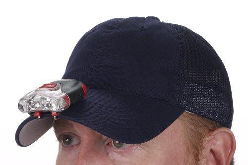 Energizer Performance LED Cap Light (30 Lumens), Red by Energizer (Image #5)