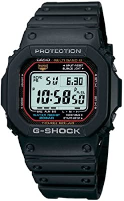 Casio Men's GWM5610-1 G-Shock Multi-Band Atomic Digital Sport Watch by Casio