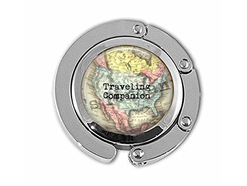 Jewelry per di Bon Titolare Voyage Vacation Vintage viaggio Bab Jewelry Traveler Travelling Map Companion RSwYB1qE4