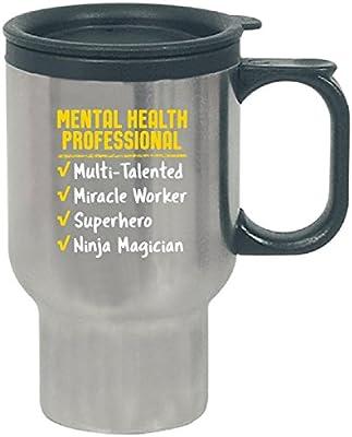 Amazon.com: Mental Health Professional Miracle Worker Ninja ...