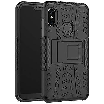 Amazon.com: MYLB Xiaomi Redmi 6 Pro Case/Xiaomi Mi A2 Lite ...