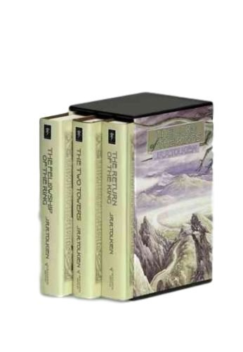 The Lord of the Rings by J. R. R. Tolkien (Hardcover - Box set) (1st edition) BRAND NEW (How Old Is The Universe compare prices)