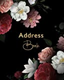 Address Book: Personal Address Book with alphabet