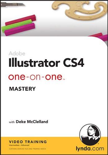 Illustrator CS4 One-On-One: Mastery by Lynda.com, Inc.