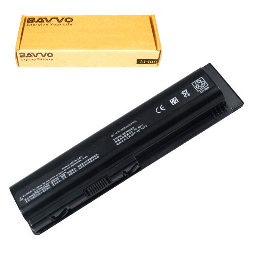1087eo Laptop Battery - Bavvo 9-Cell Battery Compatible with Pavilion dv5-1087eo