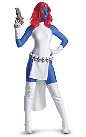 Disguise X-Men Mystique Adult Costume Small