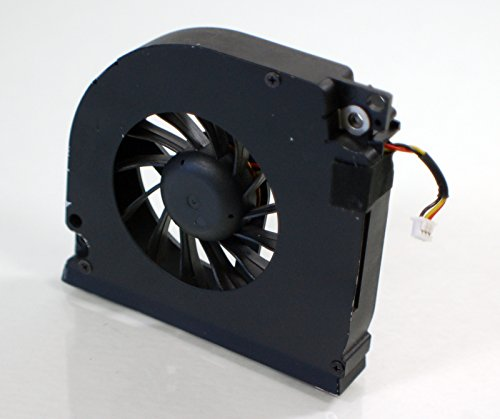 Genuine OEM DELL Inspiron 6000 6400 9200 9300 9400 E1705 Precision M90 M6300 Laptop Notebook 3 Pin Cool Cooling Chassis CPU Processor Blower Assembly Forcecon Fan D5927