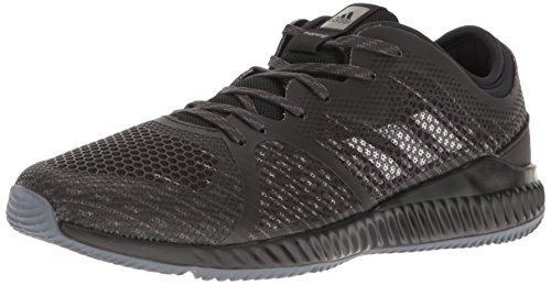 adidas Women's Crazytrain Bounce Cross-Trainer Shoes, Black/Night/Onix, (7.5 M US)