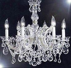 Maria Theresa Chandelier Crystal Lighting Chandeliers H 20 W 22