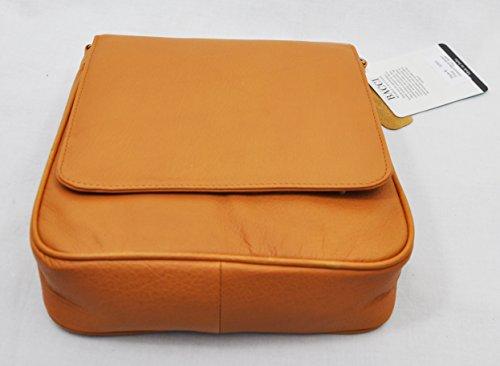 Cross Tan Front Bag Body Flap fqTYOz