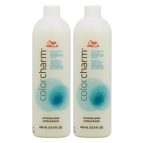 Activating Lotion - Wella Color Charm Activating Lotion 15.4oz