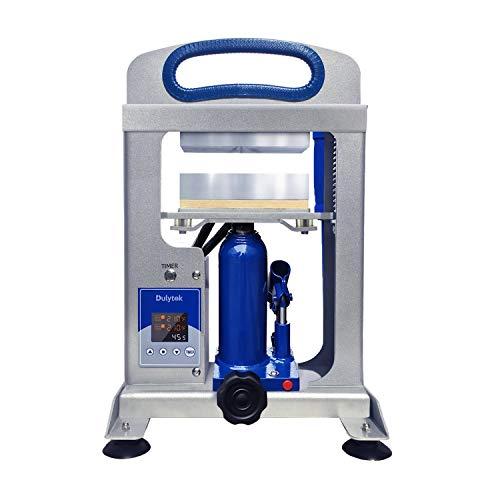Dulytek DHP7 Hydraulic Heat Press Machine, 7 Ton