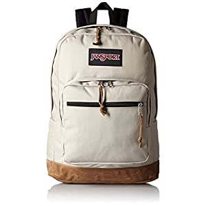 """JanSport Right Pack Laptop Backpack - 15"""" (Desert Beige)"""