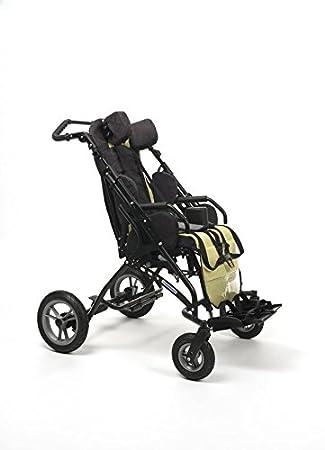 Silla de ruedas especializada para niños con discapacidades GEMI Tamaño 1: Amazon.es: Bebé