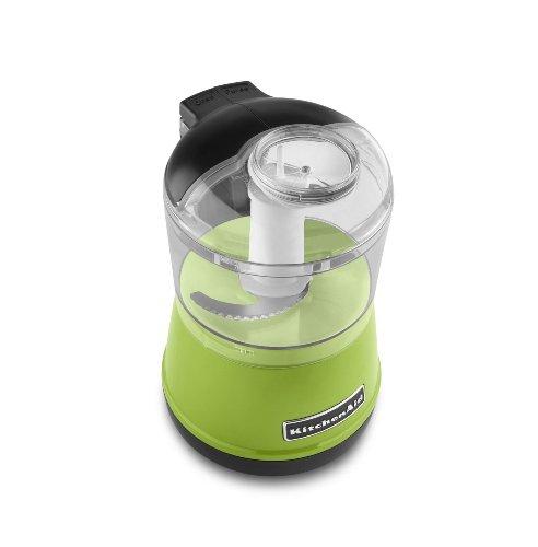 KitchenAid KFC3511GA 3.5-Cup Food Chopper - Green Apple