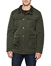 Men's Jon Water Resistant Quilted Field Jacket