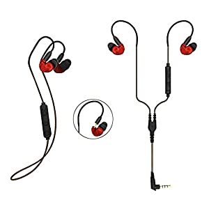 KSCAT tooth Headphones Wireless & Wired 2 in 1 Sports Stereo ...