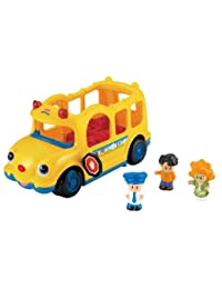 Fisher-Price Little People Lil' Movers School Bus BOBEBE Online Baby Store From New York to Miami and Los Angeles