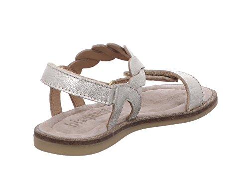 Bisgaard 71919.118.7009 Kinder Sandale in Mittel Silber