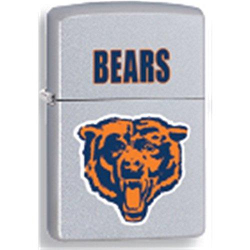 Zippo CI016669/205 Chicago Bears NFL Throwback Lighter Nfl Chicago Bears Zippo Lighter